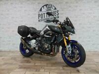 Yamaha MT10-SP 2017 Tourer spec plus Akro, Gilies, screen etc...