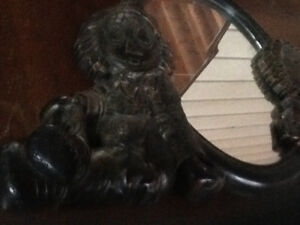Vintage raggedy Ann and Andy mirror for sale