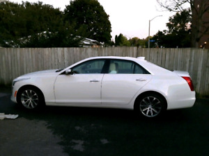 2016 Cadillac CTS 4 AWD Mint Condition - Very Low Kms
