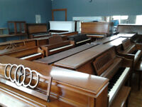 Used pianos-We also offering tuning and moving !!