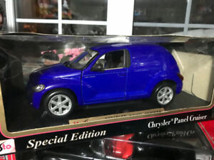 Chrysler panel cruiser diecast 1/18 die cast