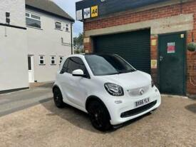image for 2016 smart fortwo 0.9T Edition White Coupe 2dr Petrol Twinamic (s/s) (90 ps) Cou