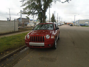 ***2008 JEEP COMPASS***limited 4x4