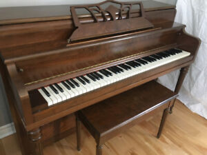 Apartment Size Piano For Sale - Great Condition
