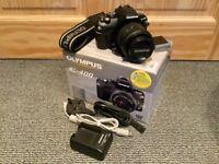Olympus E-400 DSLR Camera & Lens kit