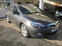 2011 Vauxhall Astra 1.6i 16v VVT ****AUTOMATIC****SRI ONLY 22K MILES !!