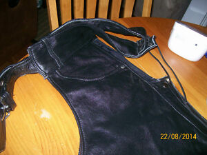 Leather Chaps- Mens or Ladies, they are Unisex Peterborough Peterborough Area image 1