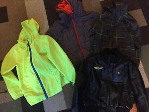Boys Jackets Size 6