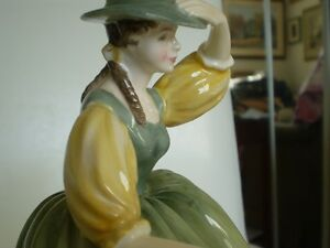 "Royal Doulton Figurine - "" Buttercup "" HN 2309 Kitchener / Waterloo Kitchener Area image 5"