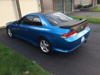 2001 Honda Prelude Euro-r swap Manual