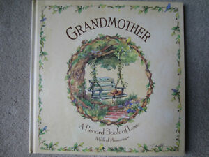 BRAND NEW - GRANDMOTHER - A RECORD BOOK OF LOVE