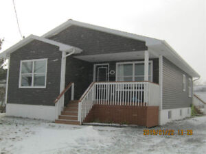 MOVE IN READY LARGE SIX YEAR OLD BUNGALOW WITH ABOVE GROUND POOL