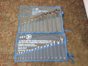 Jet Combination Wrench Sets