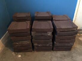 44 storage heater bricks
