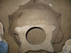 Extremely rare OFFY (Offenhauser) chev to ford toploader adapter London Ontario image 1
