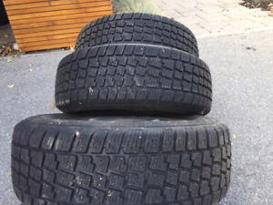 Snow tires Hercules Avalanche 225/60/R16