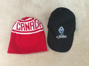 Whitecaps Cap & Canada Toque