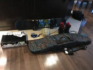 Snowboard Package-Men's
