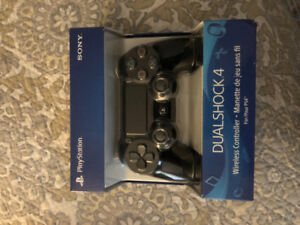 Used PS4 controller black. No Box