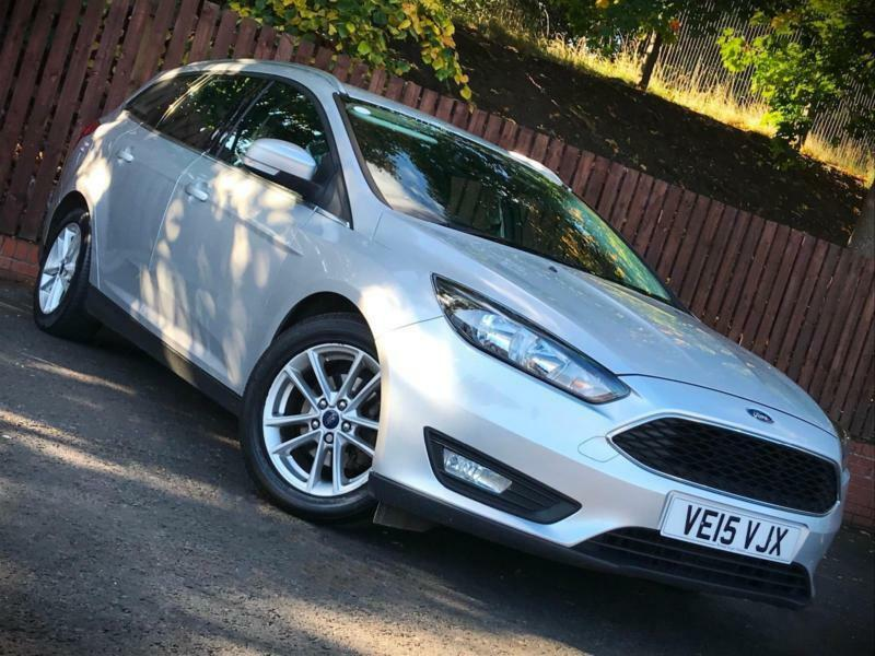 Euro 6 Ford Focus 1 5 Tdci Zetec Estate Sat Nav 0 Road Tax In