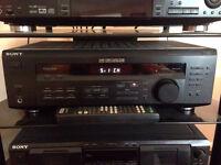 Sony 5.1 Dolby Digital Receiver/Amp