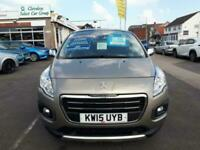 2015 Peugeot 3008 Allure 2.0 HDi Diesel Auto From £9,995 + Retail Package Estate