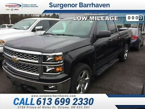 2015 Chevrolet Silverado 1500 DOUBLE LT/STANDARD   - Bluetooth -
