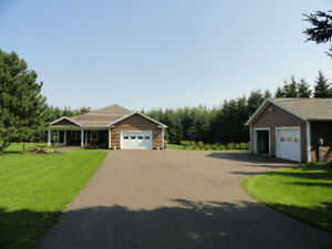 Beautiful 4 yr old Ranch Style Home - Christopher Cross Tignish