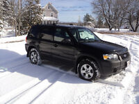 2006 Ford Escape XLT SUV, Crossover 4X4