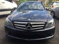 Mercedes C 250 4 Matic 2010