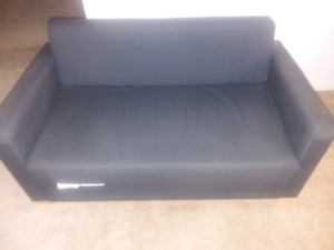Ikea sofa-bed and bed frame