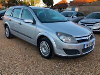 2006 Vauxhall Astra 1.4i 16v ( a/c ) Life+FULL Service+MOT 22/03/2019+1 Owner