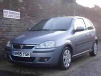 Vauxhall/Opel Corsa 1.2i 16v SXi 2005(05) 3 Door Hatchback
