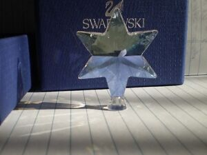 "Swarovski Crystal Figurine- "" Star "" Kitchener / Waterloo Kitchener Area image 4"