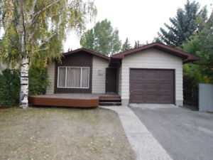 *** ENTIRE HOUSE incl bsmt 4 BDRM with GARAGE ***
