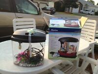 Fish Aquariam- $100 worth for $40.00