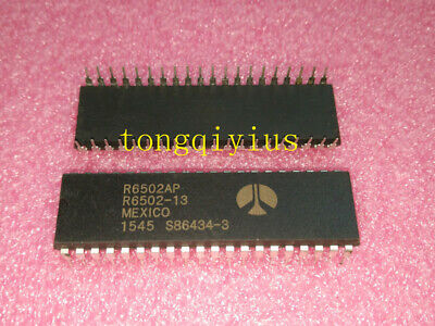 1PCS SYNERTEK SY6502A DIP-40 Integrated Circuit