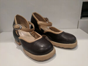 John Fluevog Mary Janes Shoes