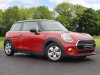 MINI HATCH 1.5 Cooper 3dr (start/stop) (red) 2015