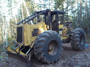 518 CAT CABLE SKIDDER