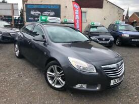 2011 VAUXHALL INSIGNIA 1.8i SRI 5 DOOR SALOON FSH WARRANTY