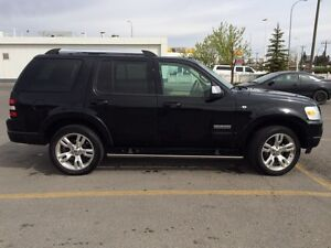2008 Ford Explorer Limited REDUCED TO $9500.00