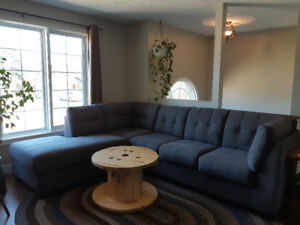 Brand new Ashley 2-piece sectional for sale