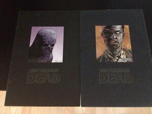 Walking Dead Omnibus Volumes 1-6 - Oversized Hardcovers
