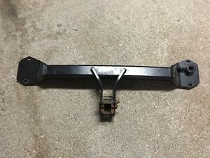 BMW x series hitch