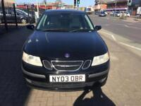 2003 Saab 9-3 2.0T 6sp Aero 3 Owners Long Mot Bargain
