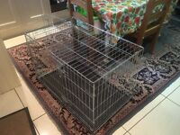 Large Dog Cat Animal Cage