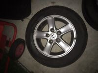 Honda Accord alloys set of 4