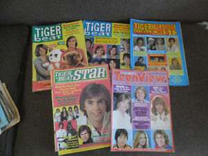 1970's Teen Magazines and Posters