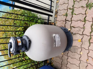 Hayward 22in Sand Filter S220, 10 yrs old